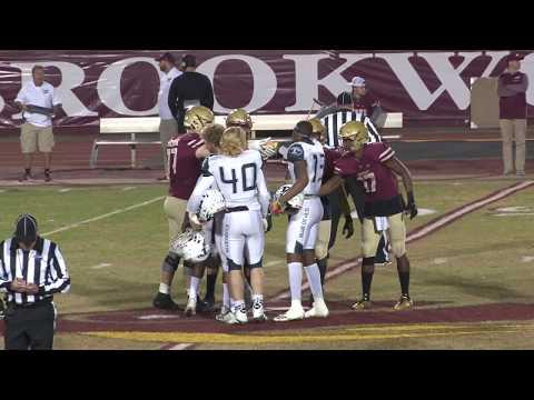 11.24.17 💥#4 Tift County (11-1) Vs. #7  Brookwood (10-2) - 7A 3rd Round GHSA Playoffs (GA)