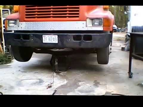 Scrap Built Airbag Jack