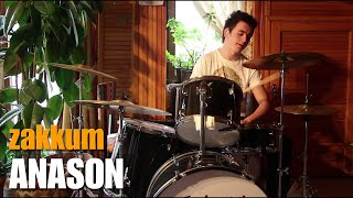 Zakkum - Anason Drum Cover