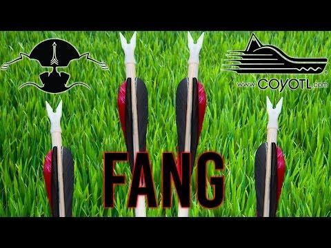 The Fang Arrow Nock