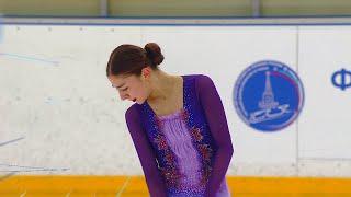 Анна Фролова Короткая программа Женщины Кубок России по фигурному катанию 2020 21