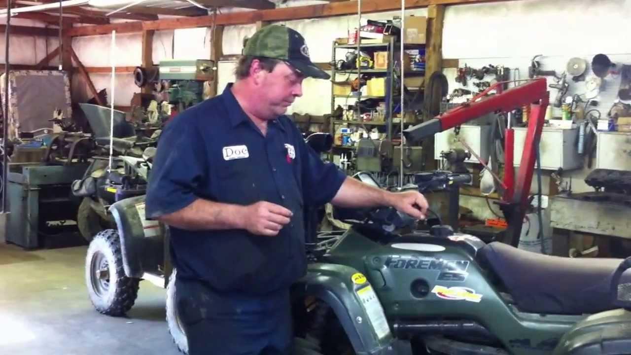 Atv Honda Es Bolt On Hand Or Foot Shifter 250 350 450 500 Electric Shift Models Only You