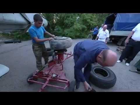 Спецрепортаж Самолет ДОСААФ переезд