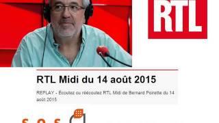 RTL Midi Invité SOS Entrepreneur : pour relancer la croissance