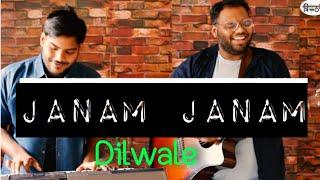 Janam Janam   Dilwale   Arijit Singh   Pritam   Antara Mitra   Cover   Trikanth