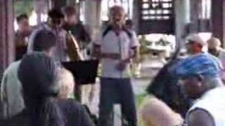 Timbalero-Cris Matos sings Payaso