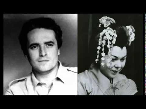 José Carreras and Renata Scotto- Madama Butterfly-Vogliatemi bene LIVE