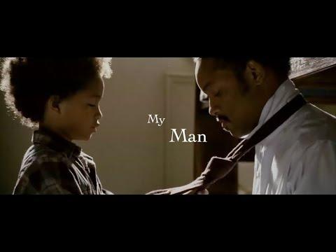 【Jony-J】My Man ❌The Pursuit Of Happyness(Lyric Video)