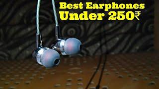 Video BEST EARPHONES UNDER 250₹-MUST WATCH-👍👌👍!!! download MP3, 3GP, MP4, WEBM, AVI, FLV Juli 2018