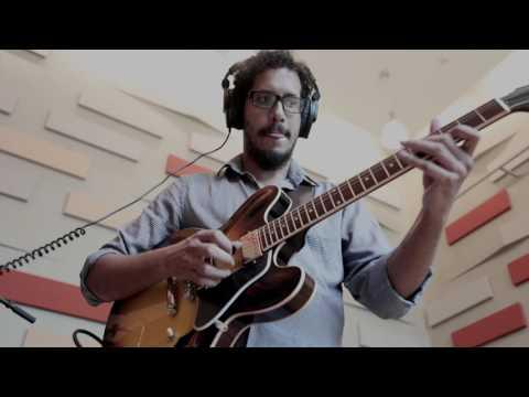 Héctor Jaca, Audición Para Beca Conservatorio del Liceu, Master en Jazz y Música Moderna (2017)