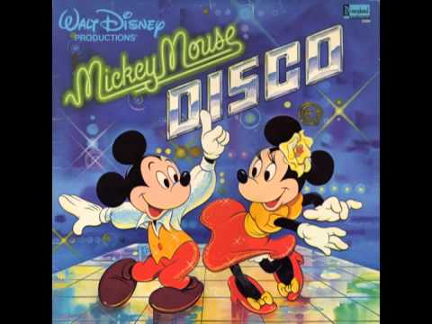 Mickey Mouse Disco Zip-A-DEE-DOO-DAH