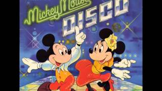 Mickey Mouse Disco Zip-A-DEE-DOO-DAH