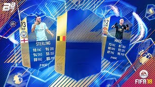 PREMIER LEAGUE TEAM OF THE SEASON PACK OPENING! 3X PACKED!! | FIFA 18 ULTIMATE TEAM