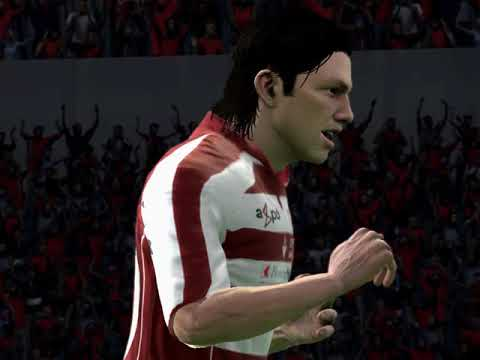 Моя первая FIFA 10
