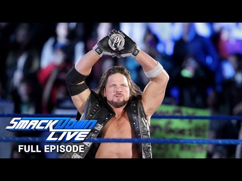 WWE SmackDown LIVE Full Episode, 20 December 2016