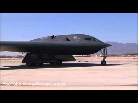 Авиация США передала привет Путину