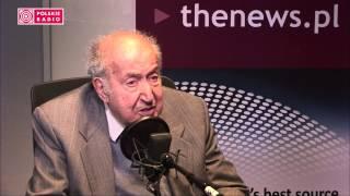 Ryszard Pipes: w Rosji demokracja i prawa człowieka nie są ważne (Radio Poland)