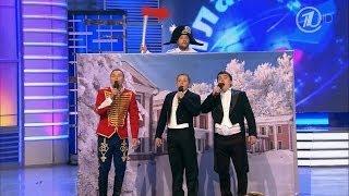 """КВН СОЮЗ - """"Война и мир"""" за 4 минуты"""