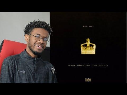 Kendrick Lamar & Jay Rock  KINGS DEAD REACTIONREVIEW