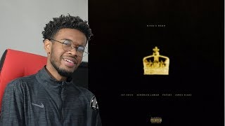 Kendrick Lamar & Jay Rock - KINGS DEAD REACTION/REVIEW