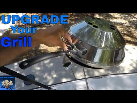 New Upgrade For Magma Marine Kettle 3  T-fal  Magma Grill 3 Boat Looking