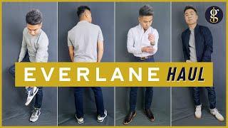 Everlane Try-On Haul & Review | Men's Fashion Basics | Ethical Clothing Brand