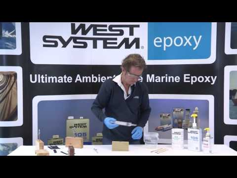Wooden boat repair  how to create strong hardware bonds