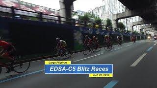 CYCLING: LARGA PILIPINAS EDSA C5 BLITZ RACES 2018