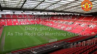 Glory Glory Man United 2nd Version
