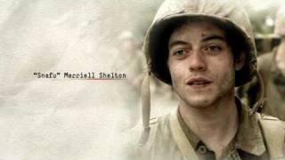 """Snafu"" Merriell Shelton leaves"