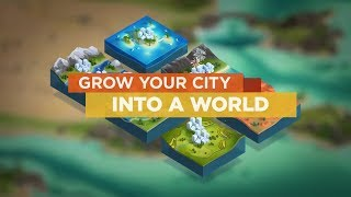SimCity BuildIt Sunny Isles & Frosty Fjords Update