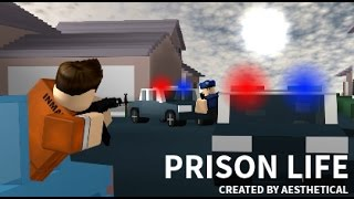 LEARN AND JUMP Roblox PrisonLife