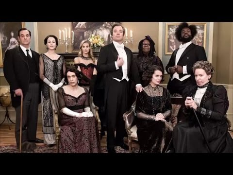 The Best Downton Abbey Spoofs Ever! | The Buzz