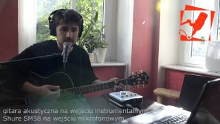Tascam US 322 - demo, test, review