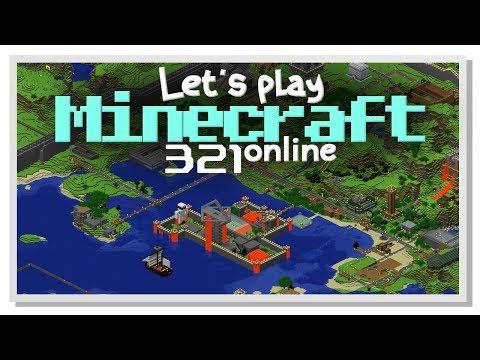 LP Minecraft online #321 - Planering av Lotteriytan!