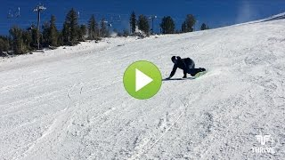 Snowboard How To: Intro to Carving