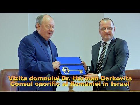 Dr Herman Berkovits la Onesti