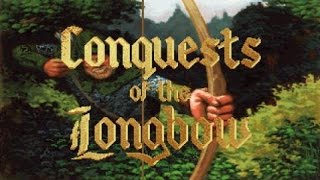 Conquests of the Longbow - The Legend of Robin Hood gameplay (PC Game, 1991)