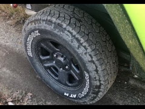 Hankook Dynapro ATM Tire Review
