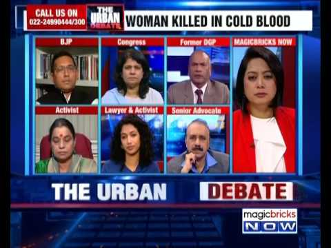 24 year old allegedly raped and murdered in Mumbai- The Urban Debate