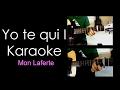 Yo te qui- Mon Laferte (Cover-Instrumental/Karaoke)
