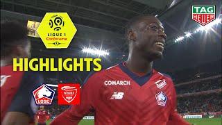 LOSC - Nîmes Olympique ( 5-0 ) - Highlights - (LOSC - NIMES) / 2018-19