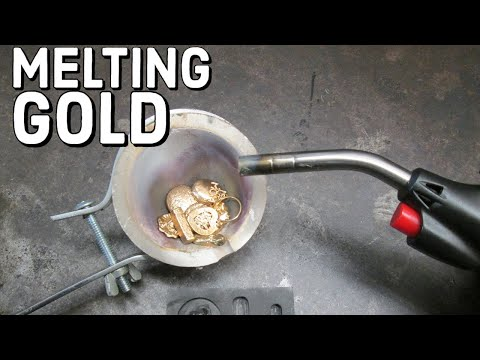 MELTING GOLD !!!