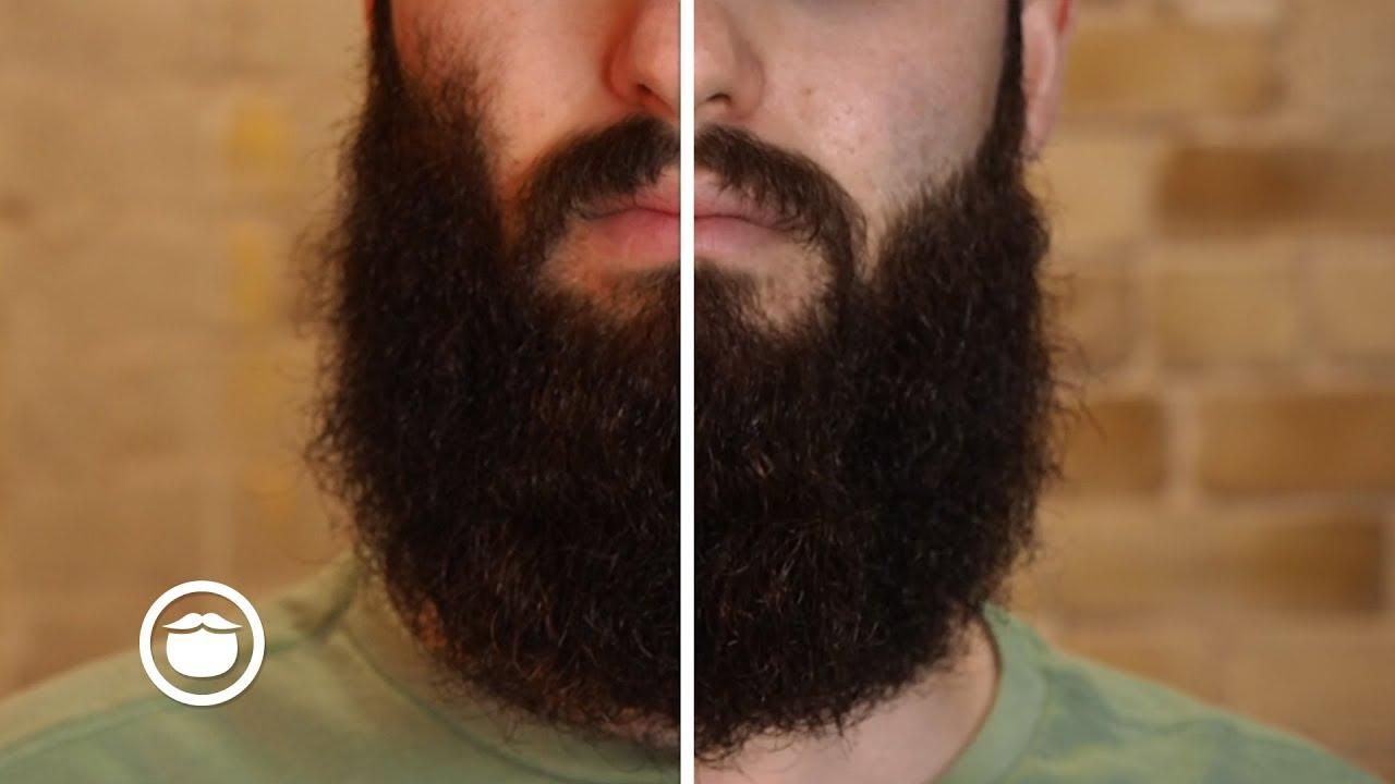 How To Shape Your Beard S Cheek Lines Yeard Week 25 Youtube