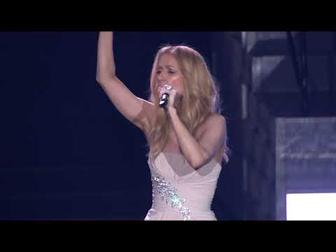 CÉLINE DION PREMIERES NEW SONG 'ASHES' | CÉLINE DION PERFORME ASHES POUR LA PREMIÈRE FOIS