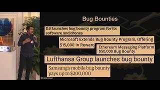 Eliminating False Assumptions in Bug Bounties - Frans Rosén @fransrosen