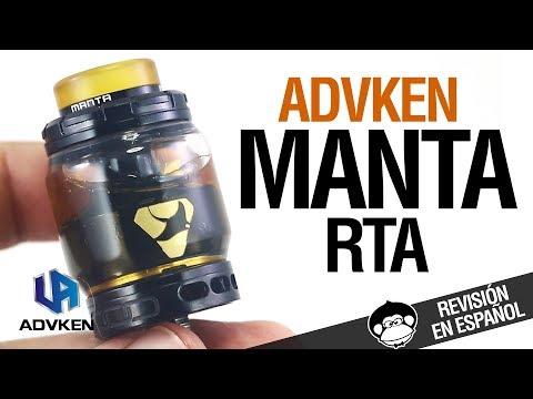 Advken MANTA RTA / ¡¡TREMENDA SORPRESA!! / revisión
