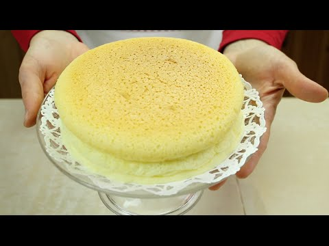 COTTON CHEESECAKE (Cheesecake Giapponese) - Homemade Japanese Cheesecake