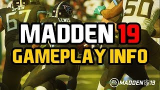 Madden 19 News | Gameplay Upgrades - Real Player Motion, Player Signatures & More