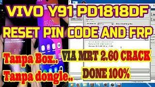 Remove pin vivo y91 y91i pd1818ef mrt key